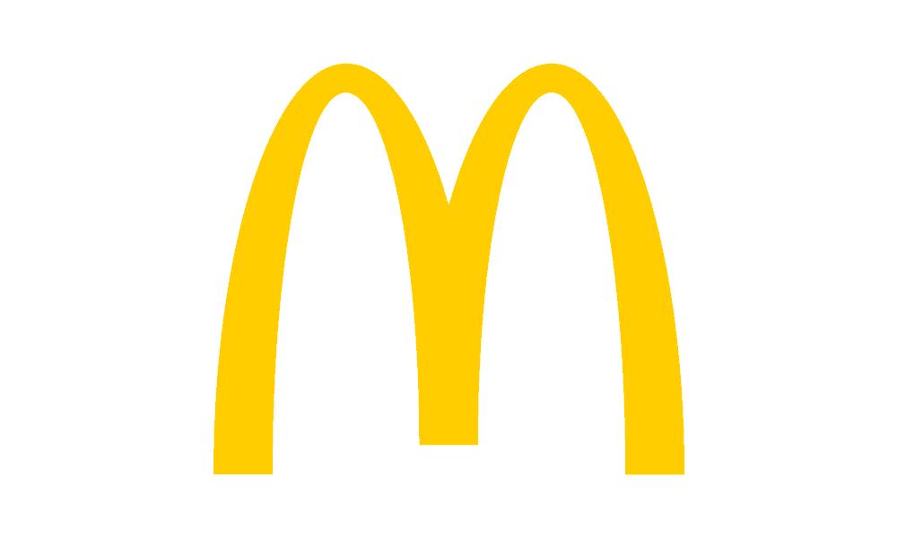 لوگو مک دونالد McDonald's - دنیای گرافیک