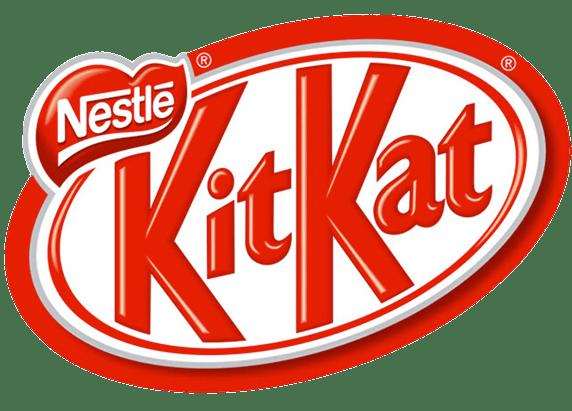 لوگو کیت کت KitKat - دنیای گرافیک