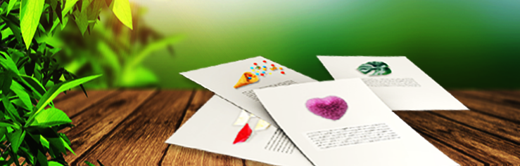 طراحی تراکت tract - دنیای گرافیک